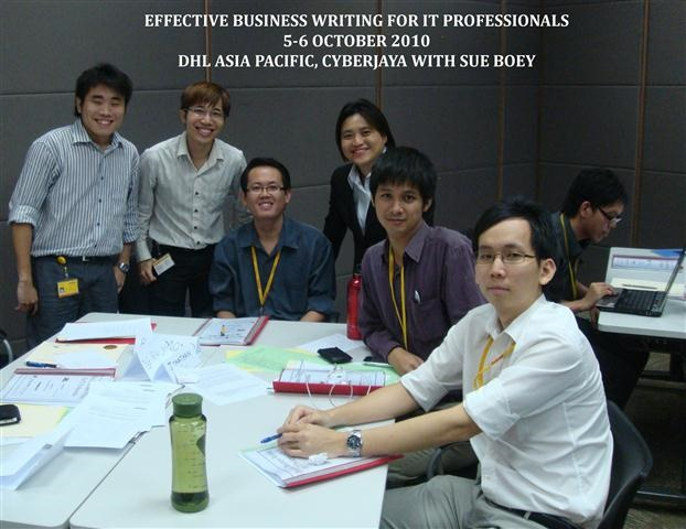 Business Writing I