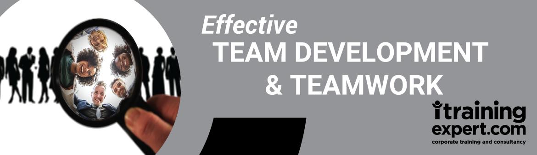 Effective Team Development and Teamwork