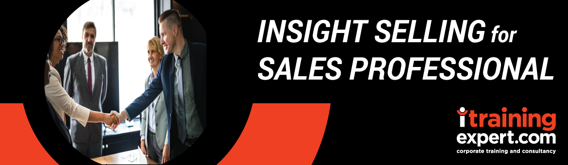 Insight Selling for Sales Professionals