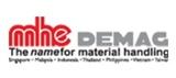 MHE Demag logo iTrainingExpert training provider client