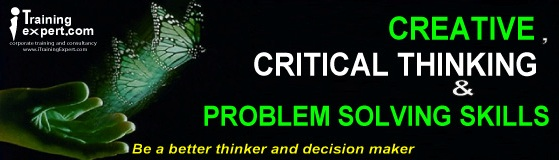 "critical thinking training singapore This is a core module for business management skills for managers (level 3) john dewey describes critical thinking as ""active, persistent, and careful."