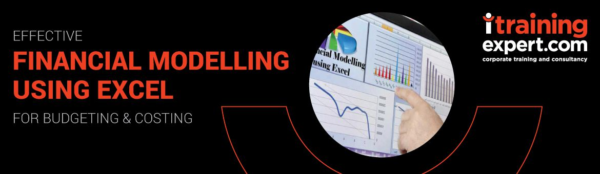 Financial Modelling For Forecasting, Budgeting & Financial Statements In Excel