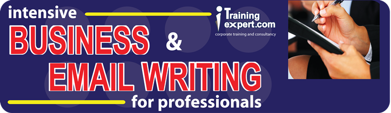 Intensive Business and Email Writing for Professionals by iTrainingExpert.com