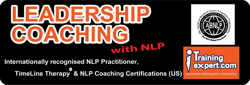 NLP Practitioner Part 2 ~ Leadership Coaching with NLP