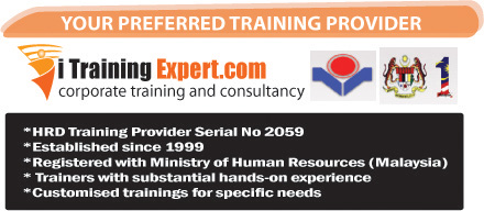 HRDF Approved Training Provider