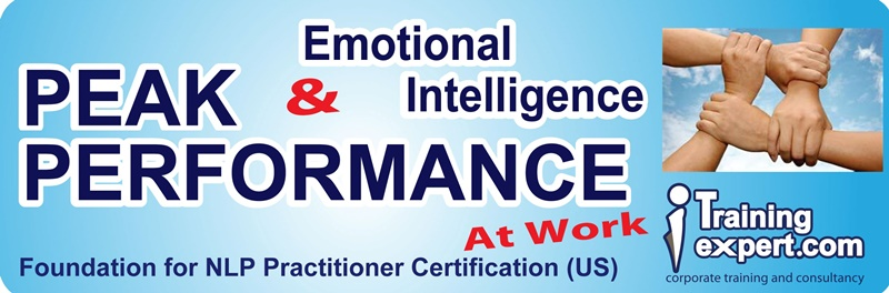 Peak Performance and EQ a NLP practitioner course by iTrainingExpert.com