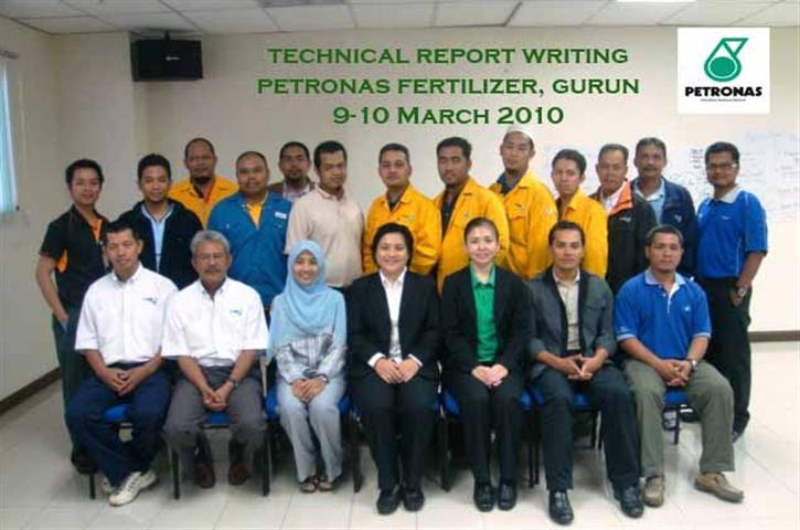 Petronas_TechnicalReportTrainingwithSueBoey