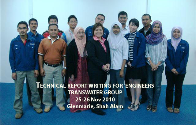 TranswaterTechnicalWritingbySueBoey
