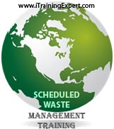 Scheduled Waste Management